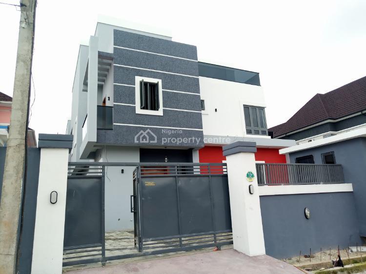 Fantastically Built, Fully-detached, 5 Bedroom Duplex, Thomas Estate, Ajah, Lagos, Detached Duplex for Sale
