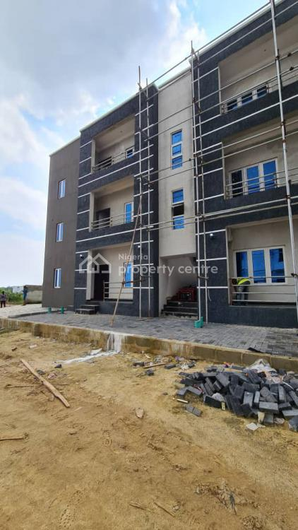 4 Bedrooms Terraced Apartments, Off Monastery Road, Behind Novare Mall Shoprite, Sangotedo, Ajah, Lagos, Terraced Duplex for Sale