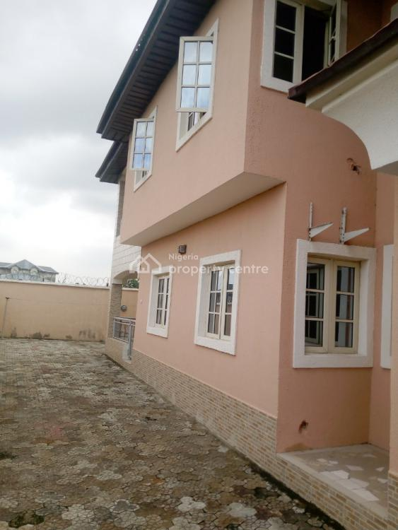 Fantastic Rewly Renovated 3 Bedroom Upstairs, Ado, Ajah, Lagos, Flat for Rent