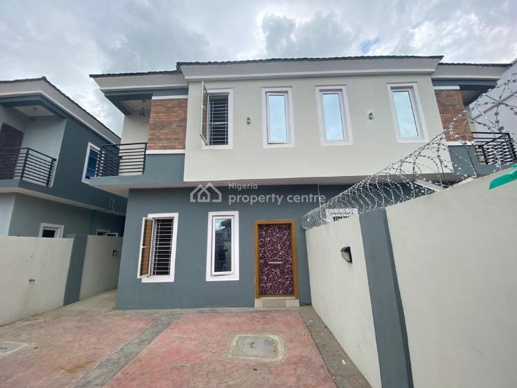 Newly Built 4 Bedroom Semi Detached Duplex, Off Awolowo Way, Ikeja, Lagos, Detached Duplex for Sale