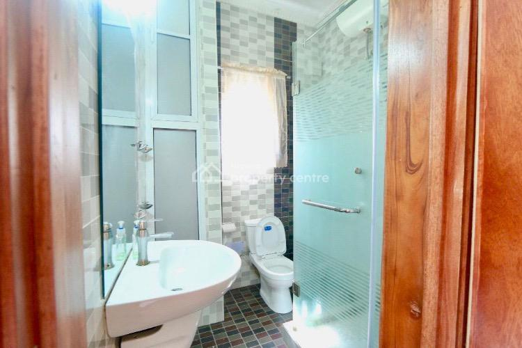 Luxury 3 Bedrooms Well Furnished, Pool, 24 Hours Power and Water, Full Cable, Off Kusenla Safe Court, Ikate, Lekki, Lagos, Flat Short Let