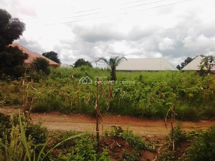 750sqm Vacant Land Plot with C of O, Beside Federal Low Cost Estate Edikwu Road, Otukpo, Benue, Residential Land for Sale