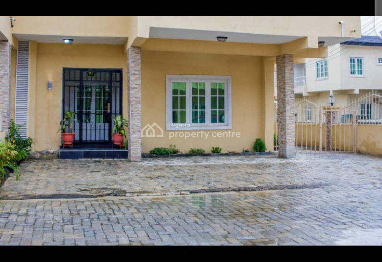 Fully Furnished and Well Equipped 3 Bedrooms Apartment with a Bq, Lekki Gardens 2, Sangotedo, Ajah, Lagos, Block of Flats for Sale