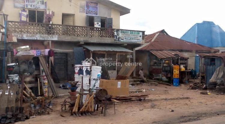 Old Building, Beside Radikas Filling Station, Moniya, Ibadan, Oyo, Commercial Land for Sale