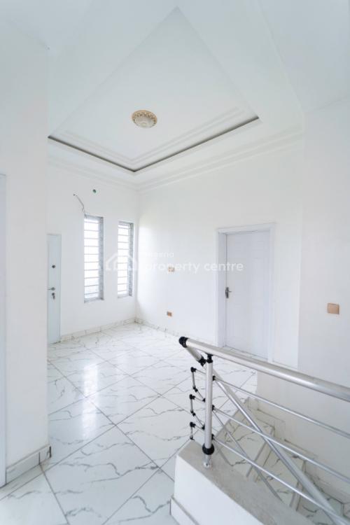 Newly Built 4 Bedrooms Semi Detached Duplex, Orchid, Lekki Expressway, Lekki, Lagos, Semi-detached Duplex for Sale
