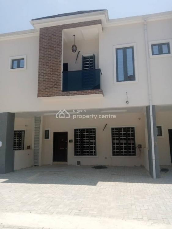 a Newly Built 4 Bedroom Terraced Duplex with Excellent Facilities, Ikota, Lekki, Lagos, Terraced Duplex for Sale