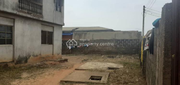 4 Units of 3 Bedroom Flats on a Full Plot of Land, Adetona Street, Off Inufele Avenue, Ikotun, Lagos, Block of Flats for Sale