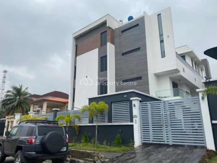 Fully Furnished 3 Bedrooms Contemporary Terraced Duplex, Banana Island, Ikoyi, Lagos, Terraced Duplex for Sale