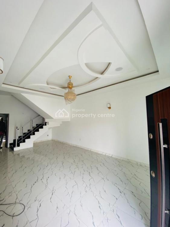 4 Bedroom Fully Detached Duplex with a Room Bq, Ikota, Lekki, Lagos, Detached Duplex for Rent