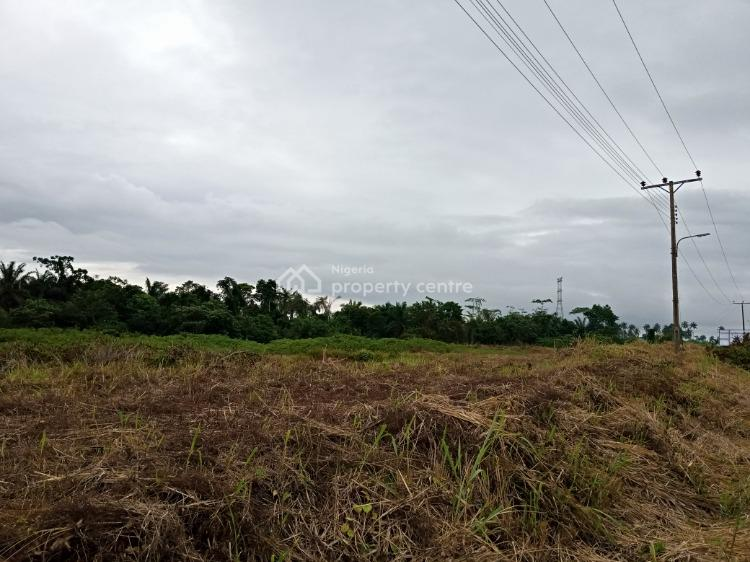 Classic Promo Land, Very Close to The Road, Twin City Estate Igbonla, Epe, Lagos, Mixed-use Land for Sale