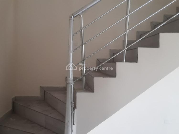4 Bedrooms Semi Detached Duplex with Bq, Chevron Toll Gate, Lekki, Lagos, Semi-detached Duplex for Sale