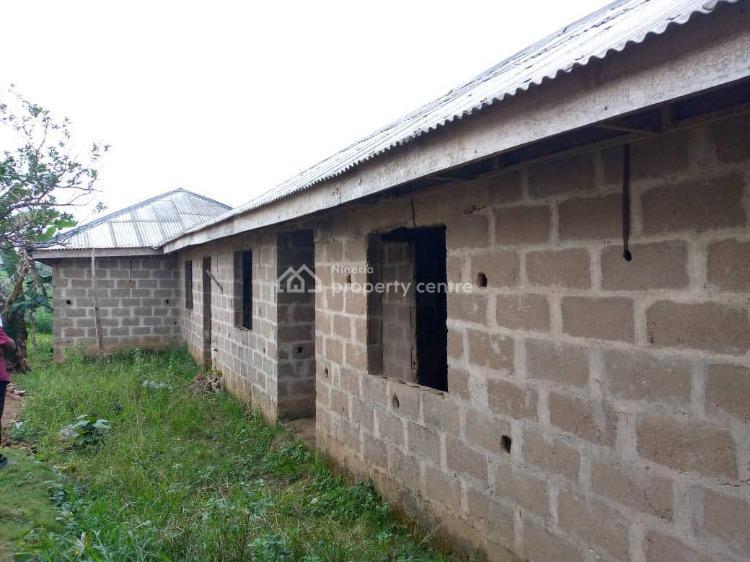5 Units of Mini Flat on Half Plot of Land with Borehole, Ishefun Ayobo Ipaja Road, Ayobo, Lagos, Detached Bungalow for Sale