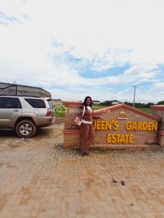 Residential Land with Title: Governors Consent, Queens Garden Estate, Close to Channels Tv, Gra, Isheri North, Lagos, Residential Land for Sale