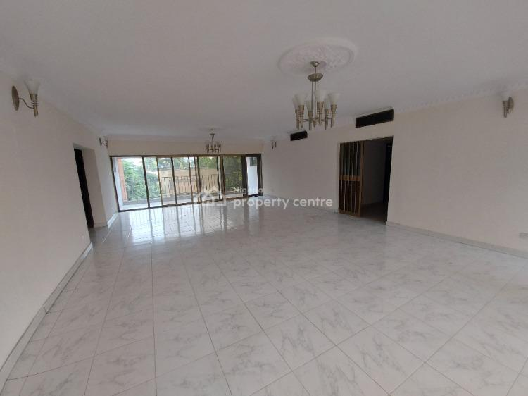 Nicely Finished and Well Maintained Three (3) Bedroom Flat with Jetty, Off Osborne Road, Ikoyi, Lagos, Flat for Rent
