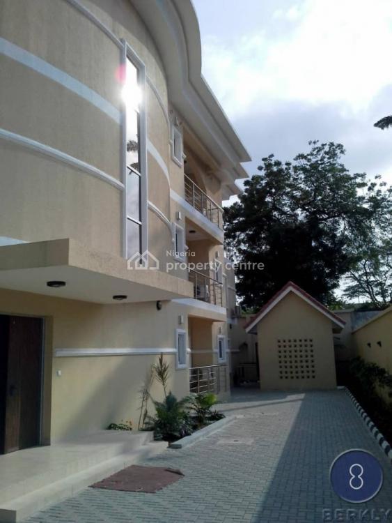 3 Bedroom Apartment with Servants Quarters, Tunbor Road, Old Ikoyi, Ikoyi, Lagos, Flat for Rent