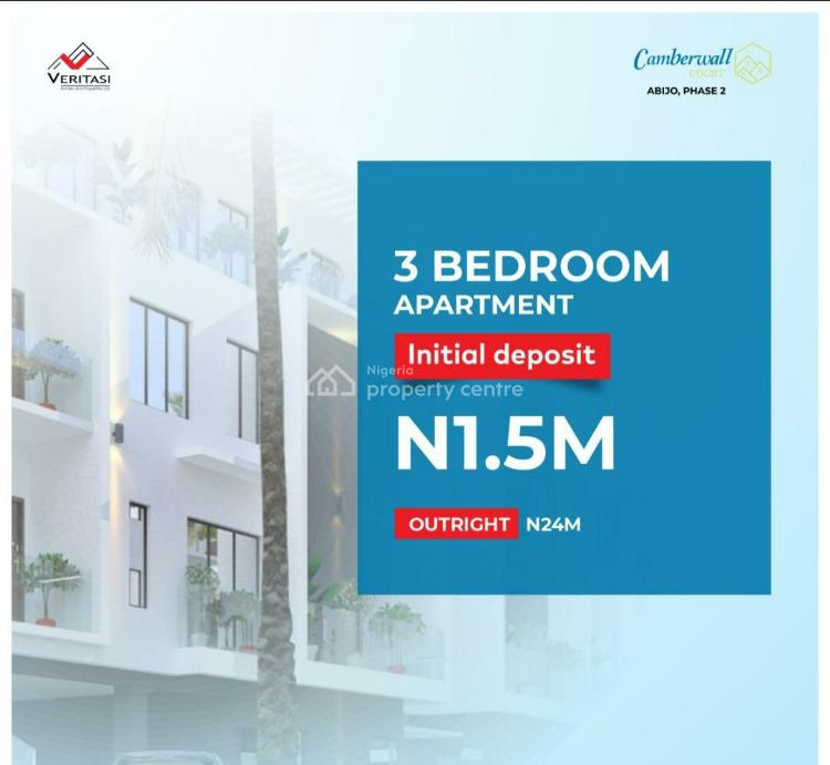 3 Bedrooms Apartment, Abijo, Ajah, Lagos, House for Sale