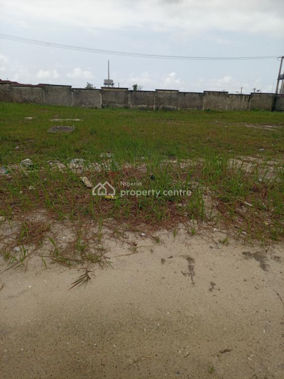 Strategic Half Plot, Michelle Okocha Street, Parkview, Ikoyi, Lagos, Residential Land for Sale