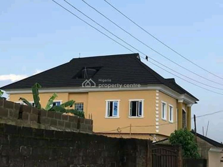 a 4 Bedroom Detached Duplex with a Room Bq, Abule Egba, Agege, Lagos, Detached Duplex for Sale