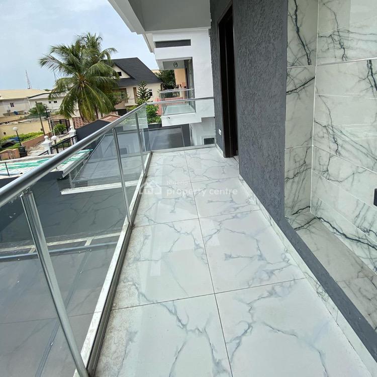 Luxury 5 Bedroom Fully Detached House Available, Lekki Phase 1, Lekki, Lagos, Detached Duplex for Sale