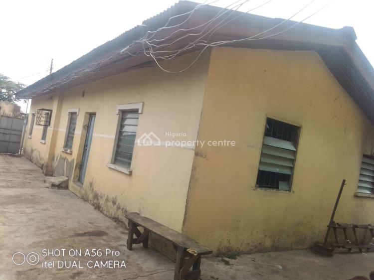 2 Bedroom Semi Detached Bungalow, Off Masha Road, Masha, Surulere, Lagos, Detached Bungalow for Sale