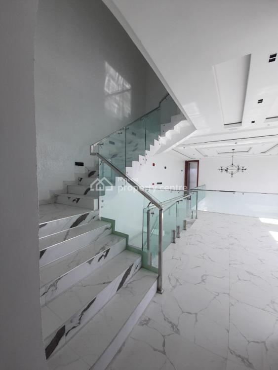Luxury 5 Bedroom Semi Detached Duplex with Explicit Features, Lekki, Lagos, Semi-detached Duplex for Sale