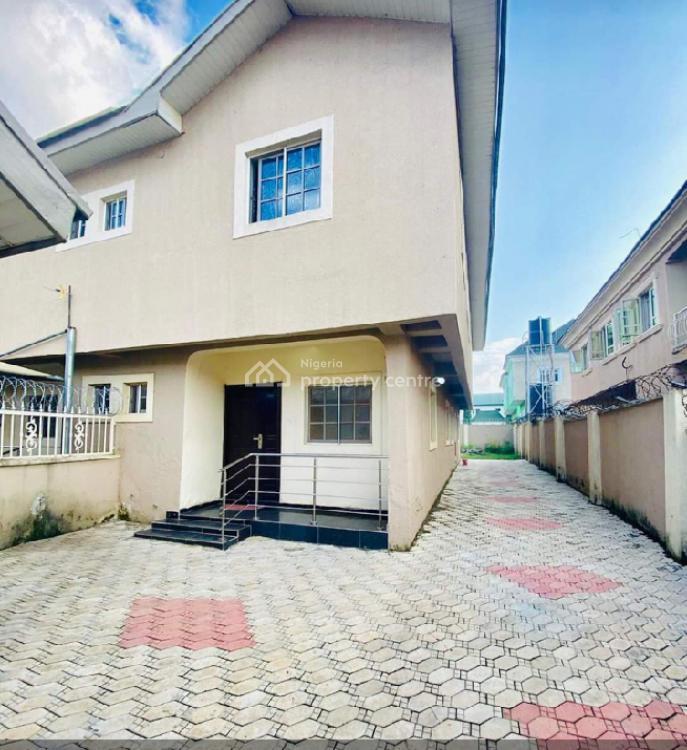 4 Bedroom Semi Detached Duplex, Sunnyvale, Galadimawa, Abuja, Semi-detached Duplex for Sale