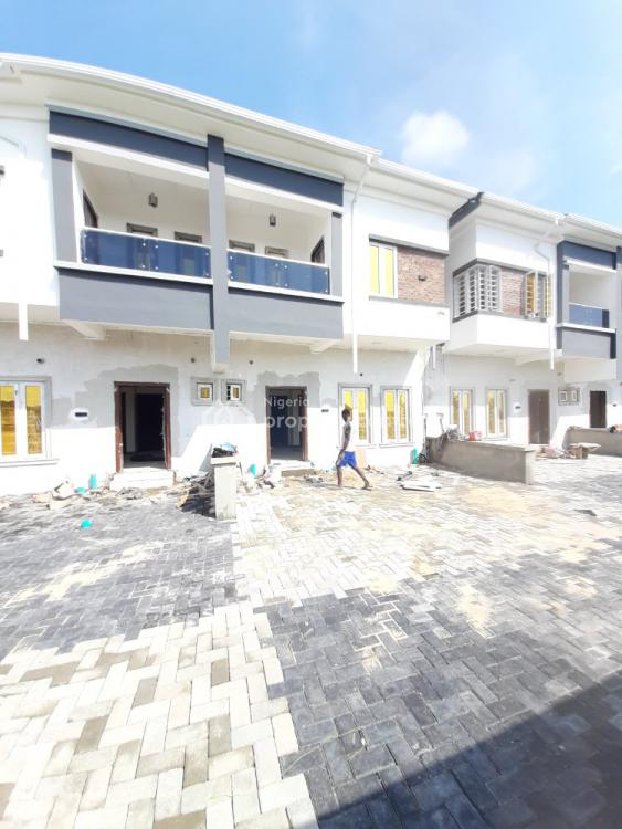 3 Bedrooms Terraced Duplex, Orchid Road By Second Toll Gate, Lekki Phase 2, Lekki, Lagos, Terraced Duplex for Sale