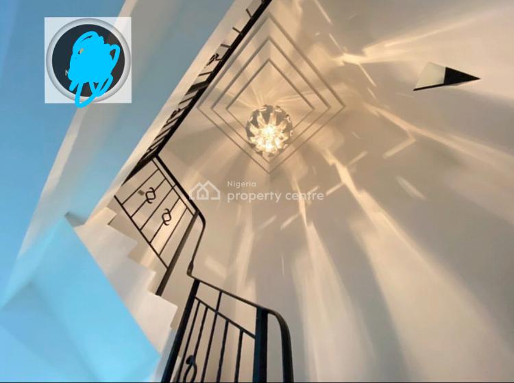Brand New 4 Bedrooms Terrace with Bq, Lekki Phase 1, Lekki, Lagos, Terraced Duplex for Sale