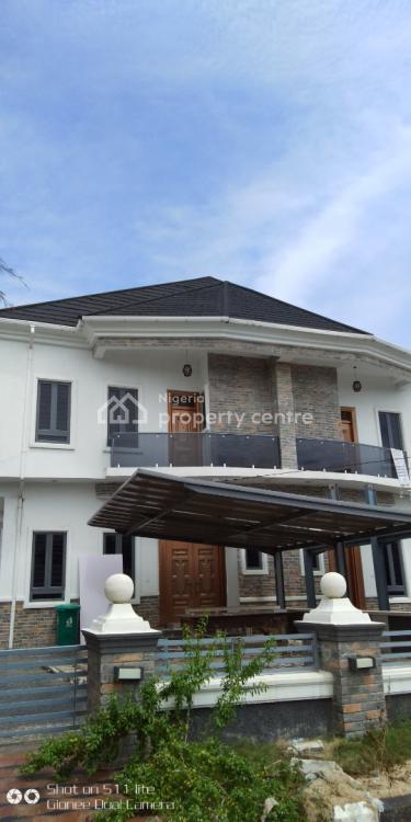 Polish 5 Bedrooms Semi Detached Duplex with Bq, Megamound Estate, Ikota, Lekki, Lagos, Semi-detached Duplex for Sale