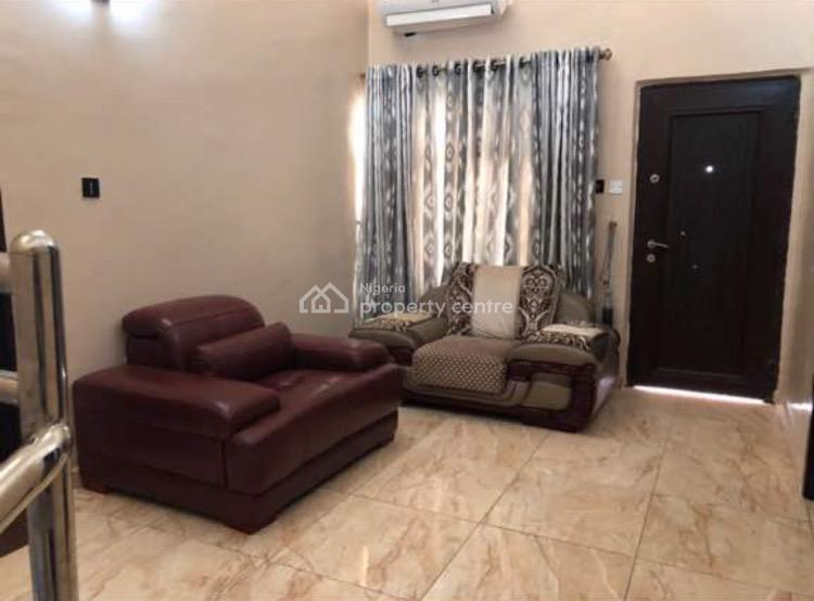 Fully Furnished 3 Bedroom Duplex with 24 Hrs Power,ac & Fitted Kitchen, Paradise Estate, Chevron, Lekki, Lagos, House for Rent