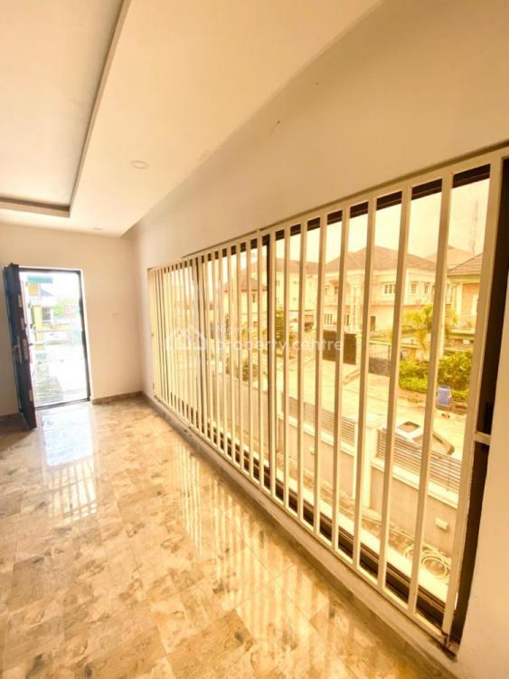 5 Bedroom Fully Detached Mansion with Bq, Osapa, Lekki, Lagos, Detached Duplex for Sale