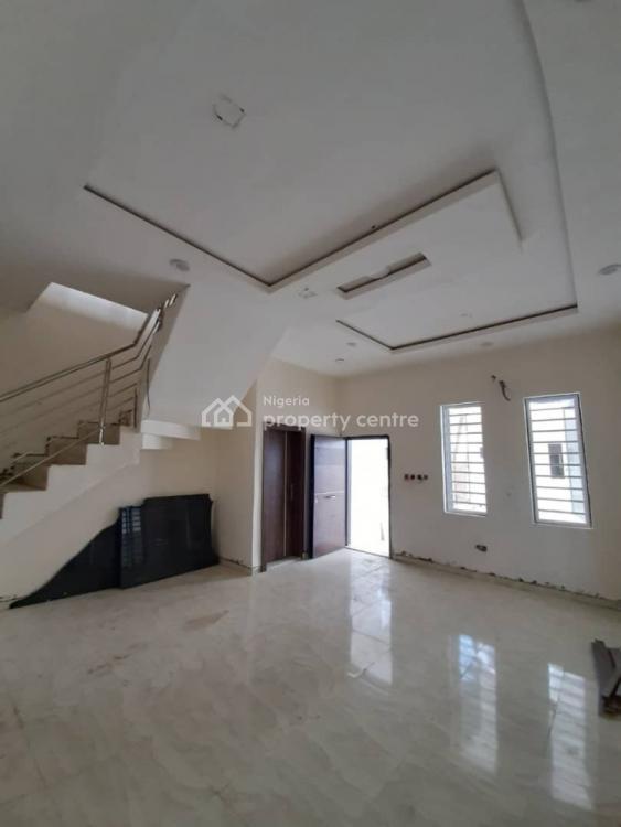 3 Bedrooms Terraced Duplex, By Northwest Filling Station, Before Vgc, Lekki Phase 2, Lekki, Lagos, Terraced Duplex for Sale