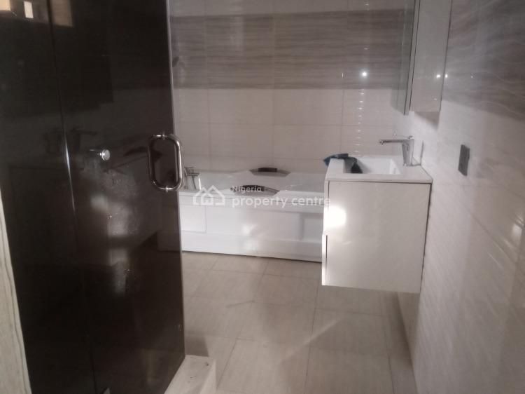 Luxury Service 4 Bedroom Semidetached Duplex with a Room Bq, Ikota, Lekki, Lagos, Semi-detached Duplex for Rent