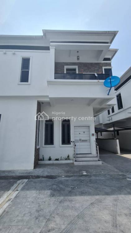 Luxury 4 Bedroom Semi Detached Duplex., Landmarks, Chevron Drive, Oral Estate, Ikate Elegushi, Lekki, Lagos, Semi-detached Duplex for Sale