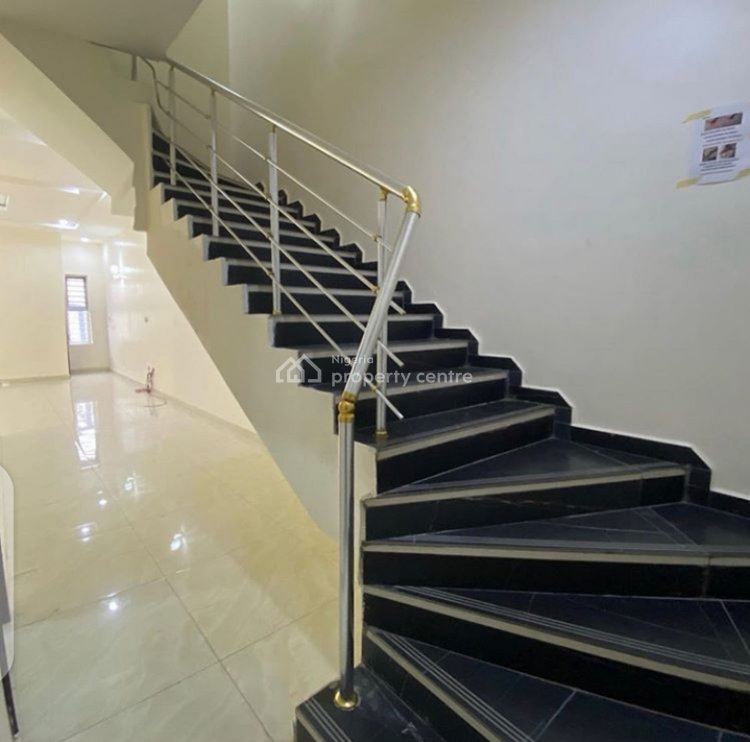 4 Bedrooms Semi Detached Duplex, Victoria Crest Ii Estate, Orchid Hotel Road, 2nd Toll Gate, Lafiaji, Lekki, Lagos, Semi-detached Duplex for Sale