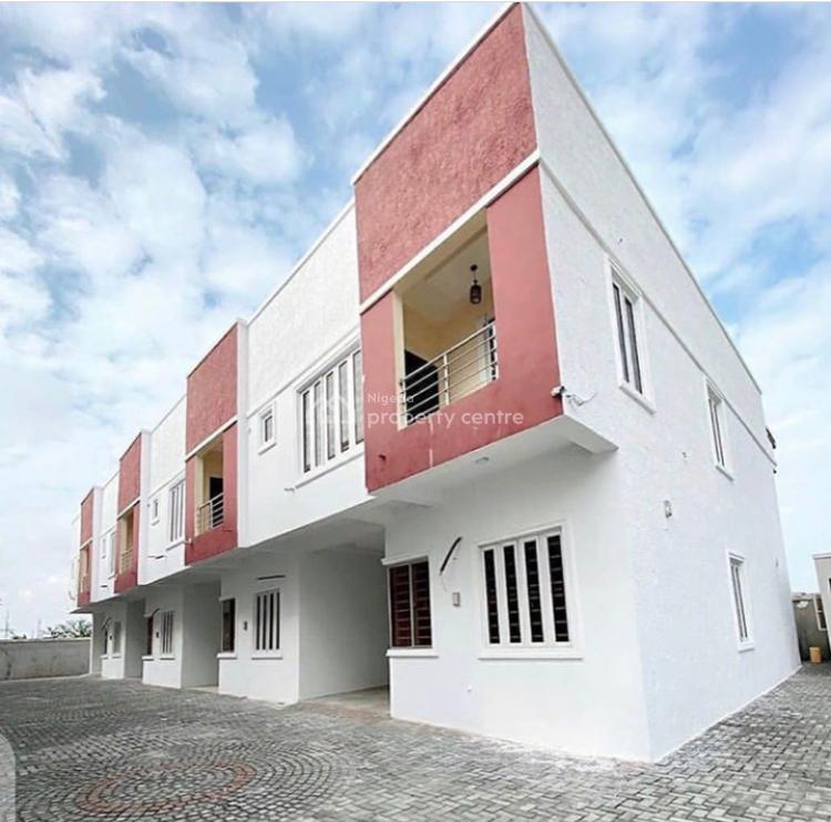 4 Bedrooms Terraced Duplex, Victoria Crest Ii Estate, Orchid Hotel Road, 2nd Toll Gate, Lafiaji, Lekki, Lagos, Terraced Duplex for Sale