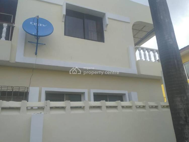 Massive 2 Bedrooms Flat with Balcony Upstairs and Executivemini Flat, Ogba Central, Ogba, Ikeja, Lagos, Flat for Sale