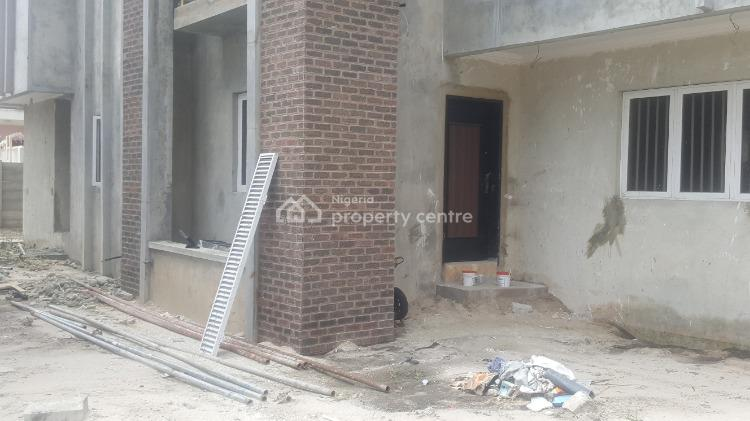 500sqm with Uncompleted Duplex, Shoreline Estate., Ikoyi, Lagos, Residential Land for Sale