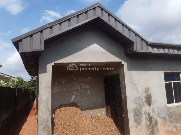 Newly Built 3 Bedroom Flat Pop Ceiling with 2 Bedroom Flat, Ayetoro Close, Ayobo, Lagos, Semi-detached Bungalow for Sale
