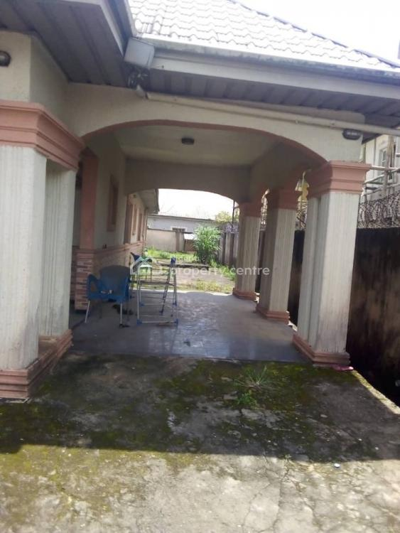 4 Bedroom Duplex with a Large Car Park Space., New Owerri, Owerri, Imo, Detached Bungalow for Sale
