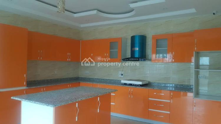 4 Bedroom Detached Duplex with Bq., Diamond Estate., Sangotedo, Ajah, Lagos, Detached Duplex for Sale
