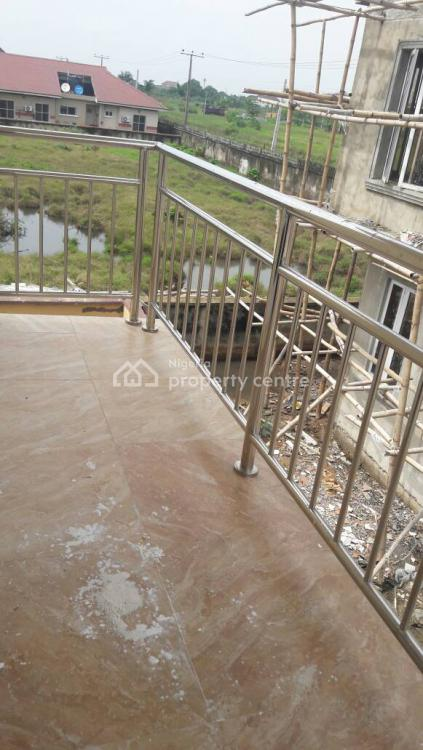 Unique 4 Bedrooms Fully Detached Duplex in a Big Compound. Title C of O, Pearl Garden, Sangotedo, Ajah, Lagos, Detached Duplex for Sale