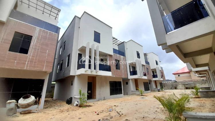 4 Bedroom Detached House with a Maids Room, Oniru, Victoria Island (vi), Lagos, Detached Duplex for Sale