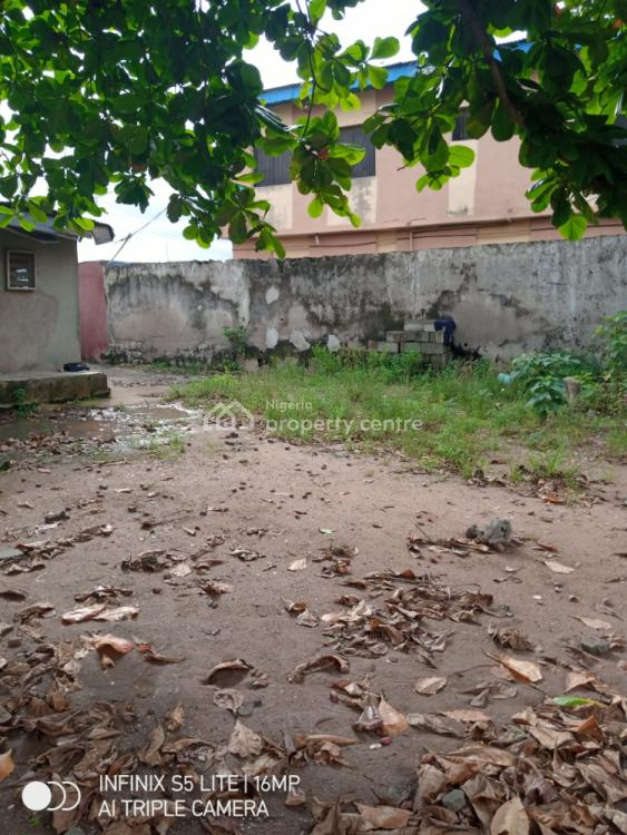 a Full Plot of Land in a Serene Environment., Close Lagos Abeokuta Express Road Uturn., Abule Egba, Agege, Lagos, Residential Land for Sale