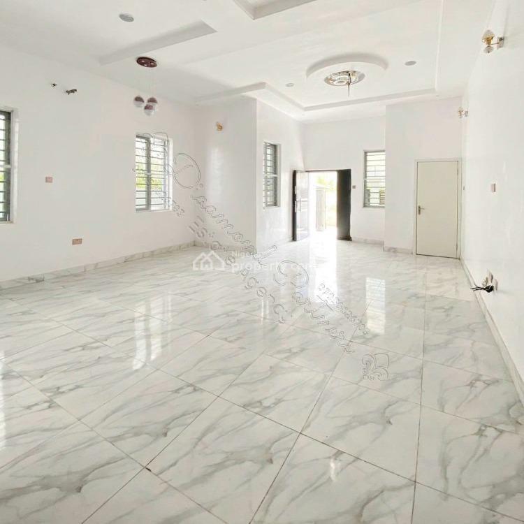 4 Bedroom Semi- Detached Duplex  +bq., Chevron, Lekki Phase 2, Lekki, Lagos, Semi-detached Duplex for Sale