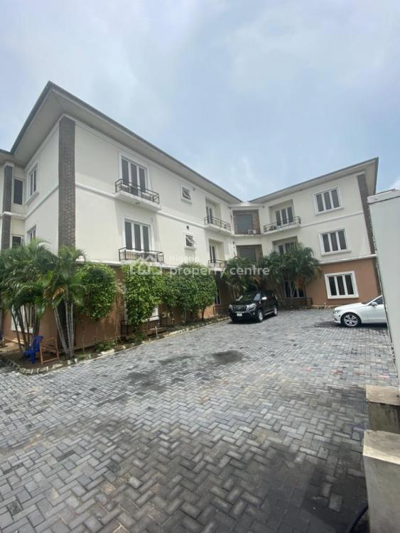 3 Bedroom Flat with a Bq, Lekki Phase 1, Lekki, Lagos, Terraced Duplex for Rent