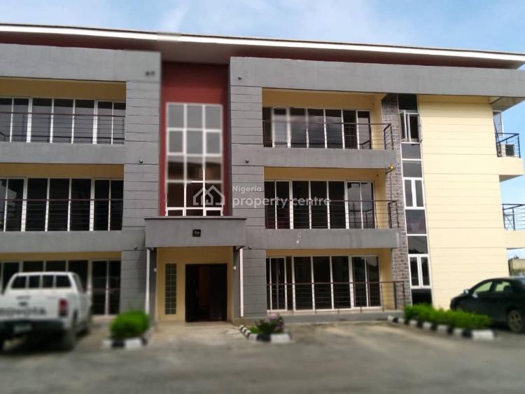 New and Modern Three  Bedroom Flat  with Bq (carcass)., Sangotedo, Ajah, Lagos, House for Sale
