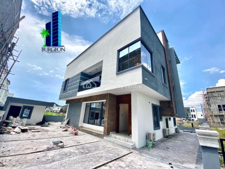 Brand New 5 Bedrooms +1 Bq Fully Detached Duplex., Victory Park., Osapa, Lekki, Lagos, Detached Duplex for Sale