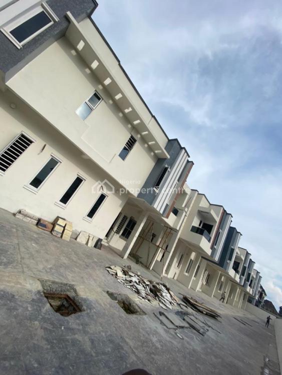 Serviced 4 Bedroom Luxury Terrace Duplex, Lekki, Lagos, Terraced Duplex for Sale