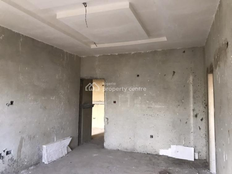 90% Completed 5 Bedrooms Solidly Built Duplex., Opposite Elim Water By Living Faith Church., Fo1 Layout, Kubwa, Abuja, Semi-detached Duplex for Sale